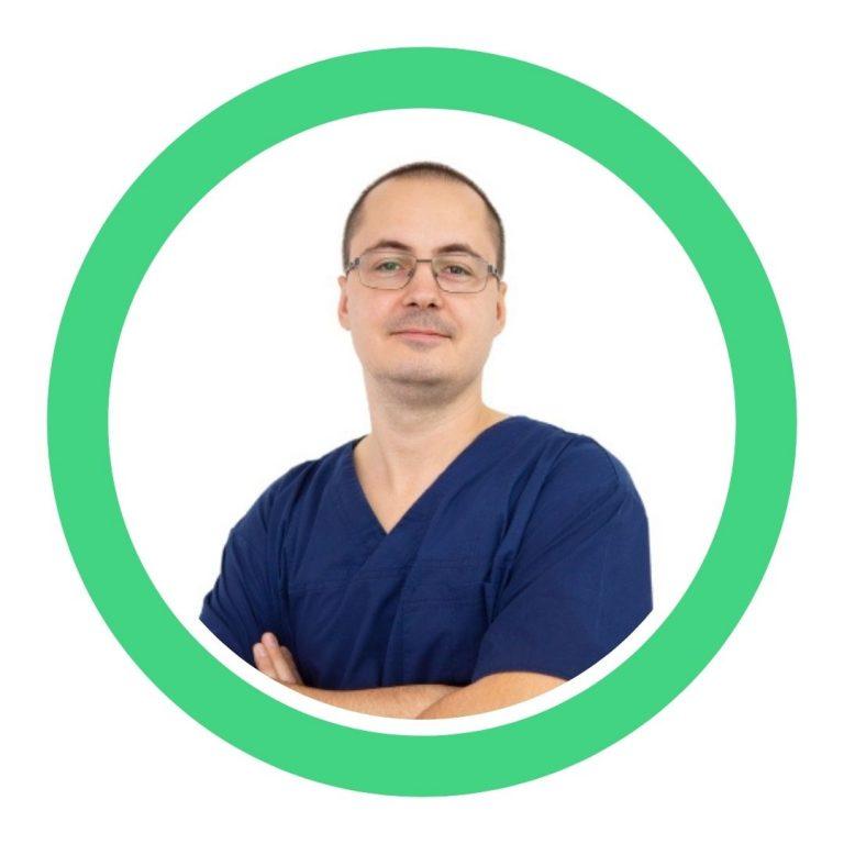 Dr. Ionuț Cristian Zamfirache - EgoDent - Dentist Român în Londra - Clinică Dentară în Londra