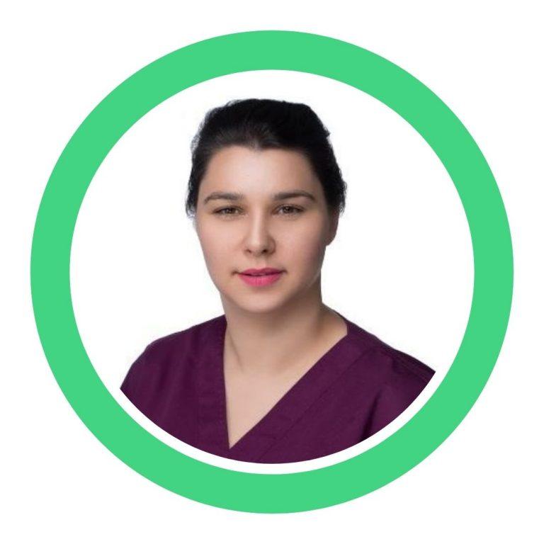 Dr. Gabriela Gacea - EgoDent - Dentist Român în Londra - Clinică Dentară în Londra